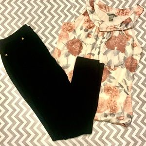 H&M flower top